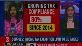 Will govt. provide big relief to middle class? Time for mega #MyTaxHoliday?