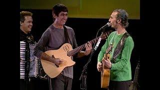 Último pau de arara - Raimundo Fagner e Zeca Baleiro - O show