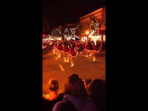 Bartow Christmas Parade - YouTube