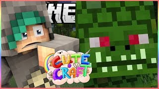 BEATING THE TWILIGHT FOREST! - CuteCraft Minecraft SMP - Ep.12