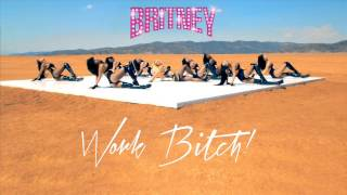 Britney Spears Work B Ch Official Video Audio Version