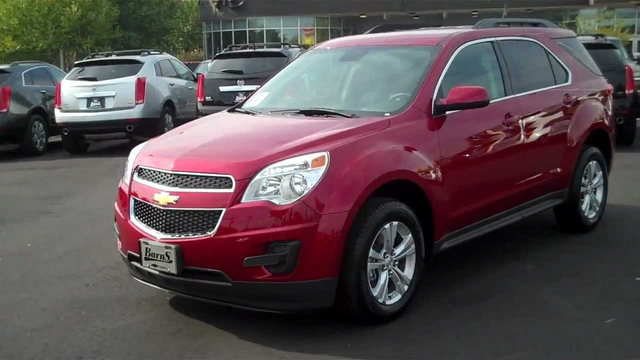 Equinox 2013 chevrolet equinox lt : 2013 Chevrolet Equinox LT, Crystal Red, Burns Chevrolet, Rock Hill ...