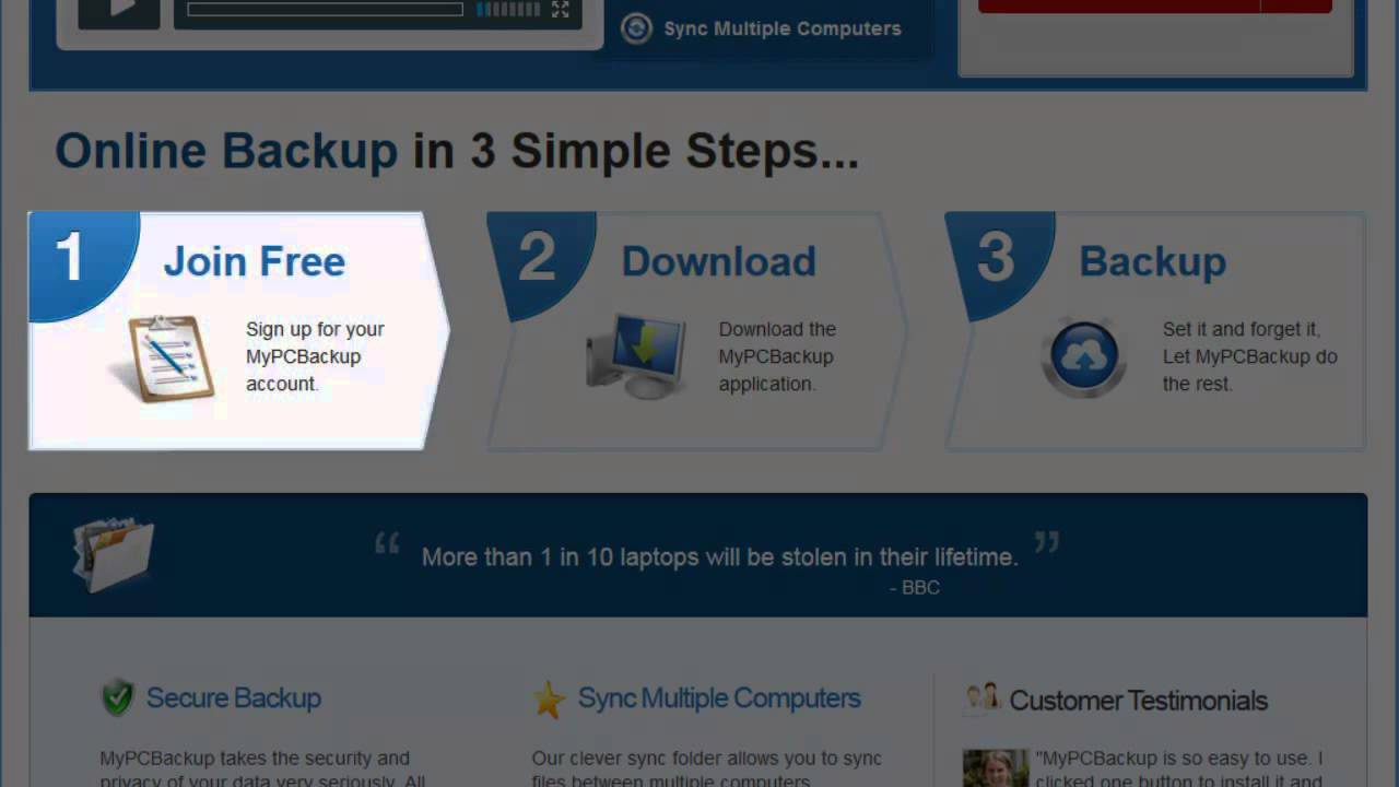 Mypc backup reviews - Mypcbackup Com Phone Number Backup Your Pc In Minutes