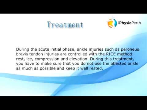 Physiotherapy for Peroneus Brevis Tendon Injury | Perth Physio Clinic | Popular Physio in Perth