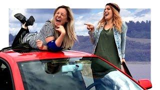 Krasse Auto Challenge mit Kelly   NERVE- Challenge 4/9   #WatcherOrPlayer