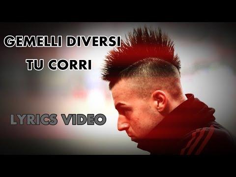Gemelli Diversi - Tu Corri! (Official Simatty Lyrics Video)