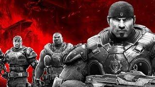 GEARS OF WAR ULTIMATE EDITION - Gameplay do Início da Campanha! Em Português PT-BR!
