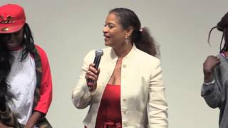 Debbie Allen at TEDxYouth@SantaMonica