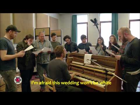 """Coldplay - """"Red Wedding"""" - Lyrics - Game of Thrones: The Musical - (GoT Cast)"""
