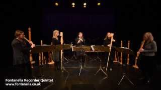 Recorder Quintet Jazz