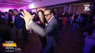 Maykel Fonts & Sylvia Chapelli - Salsa Social Dancing @ WARSAW SALSA FESTIVAL 2018
