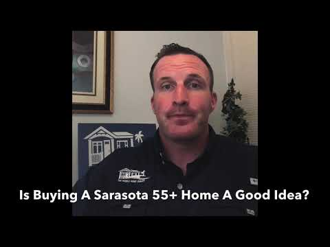 Is Buying A Sarasota Home In A 55+ Community A Good Idea?