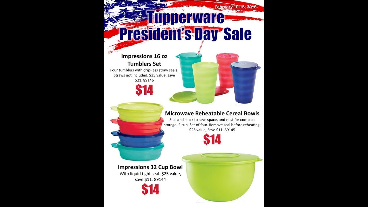 2018 sale tupperware Tupperware Brands