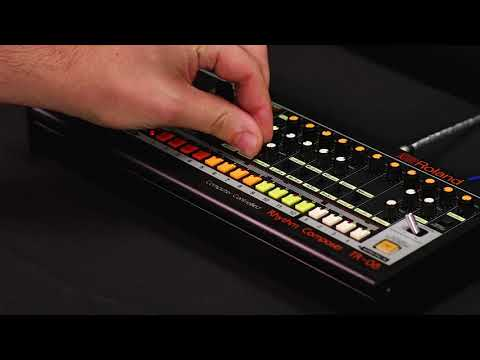 Roland TR-08 Sound Module - Sound and Features Overview