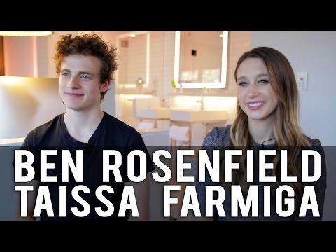 Ben Rosenfield & Taissa Farmiga on Acting and '6 Years'
