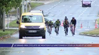 Yvelines | Le Grand Prix cycliste de Montigny-le-Bretonneux sous la pluie et le vent