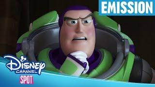 Disney Channel Spot - A la rencontre des voix françaises de Toy Story 4