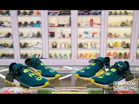 official photos 6fa3a 40583 Unboxing NERD x adidas NMD Hu