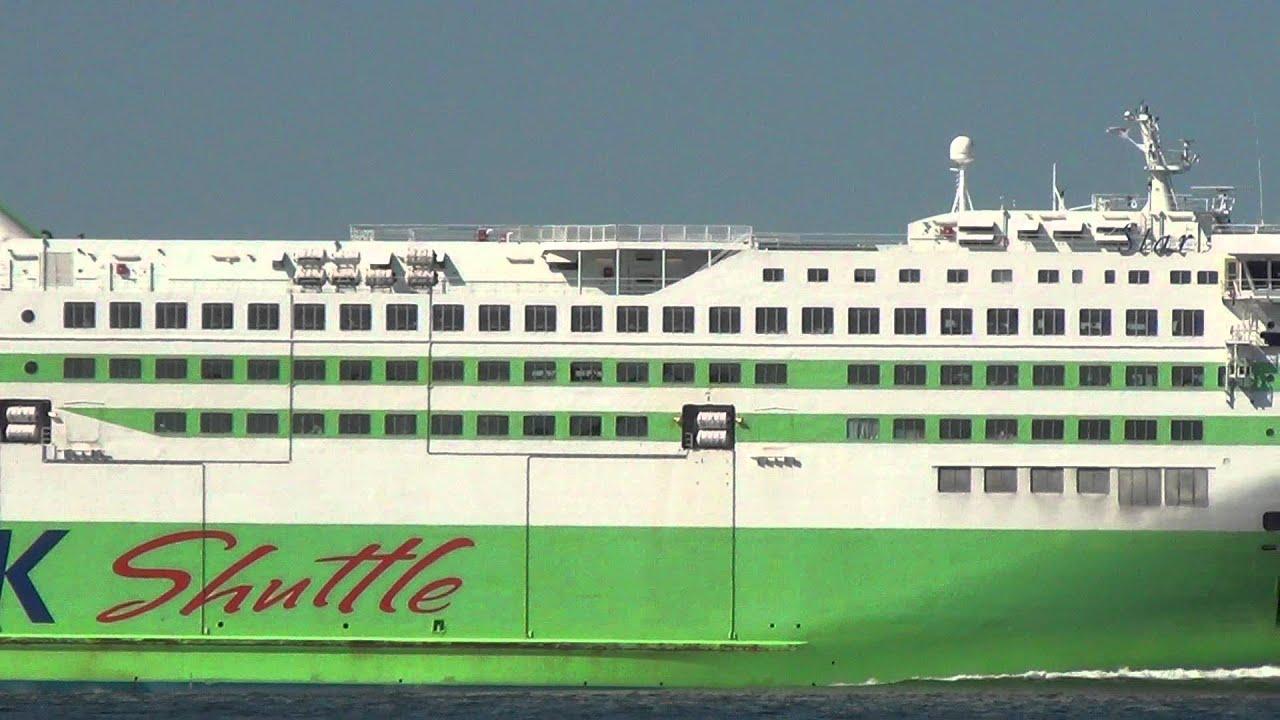 Tallink Shuttle MS Star - YouTube