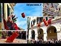 Corfu Easter 2014 - The Pot Smashing. Bella Vista Hotel and Studios Benitses Corfu