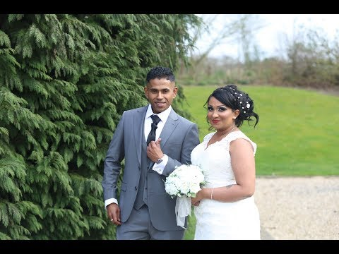 Shibi & Kel Indian Tamil Wedding trailer Orsett Hall Hotel London