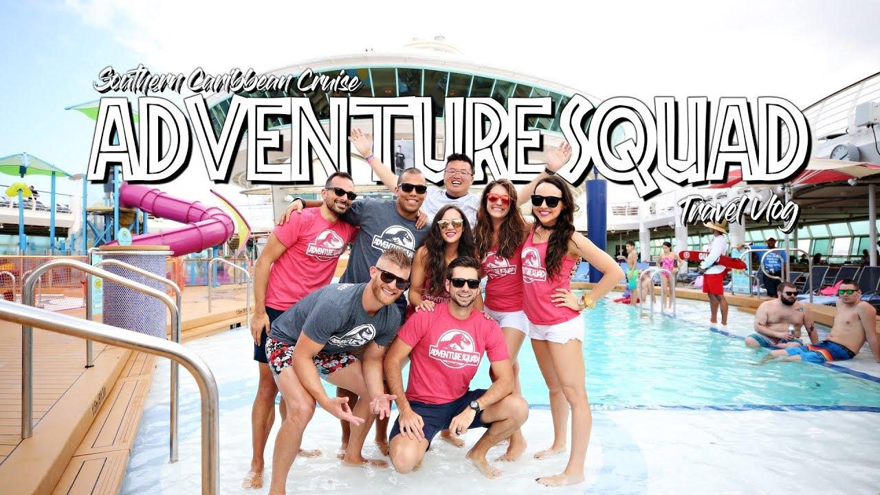 San Juan, Puerto Rico - TRAVEL VLOG 2018 - Adventure of the Seas Cruise Part 1
