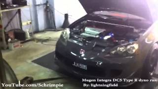 Honda Integra DC5 Type-R Best Exhaust Sound Compilation!! *HD* Acura RSX