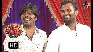 Sudigaali Sudheer Performance | Extra Jabardasth | 22nd December 2017  | ETV Telugu