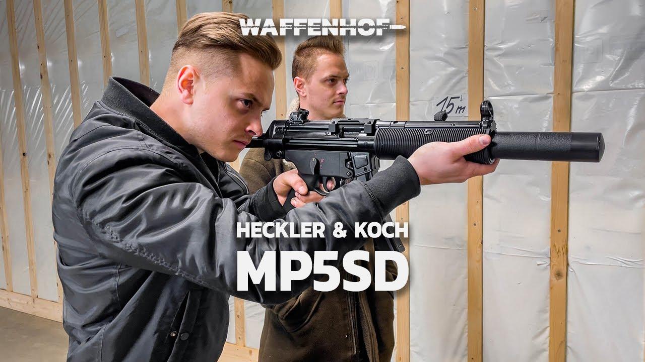 Download Heckler & Koch MP5SD | VOLLAUTOMATISCH