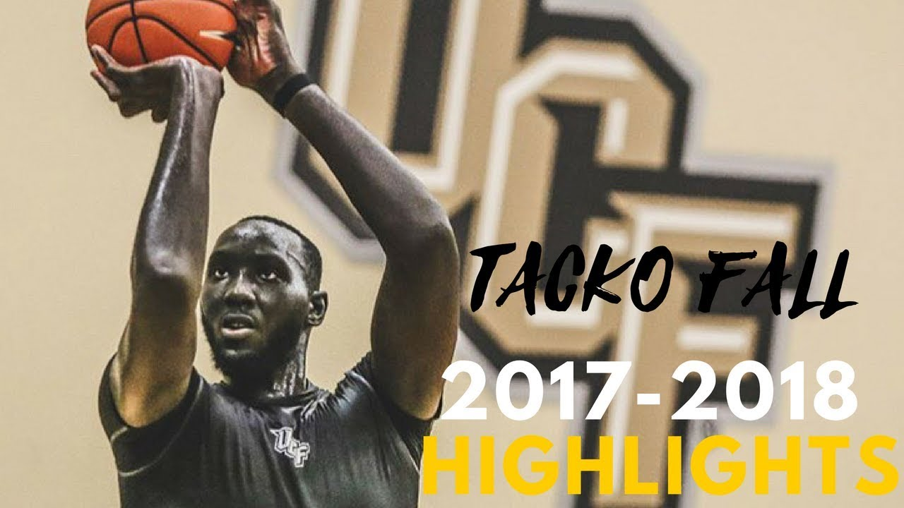 Who Is Tacko Fall? Meet UCF's Star Center