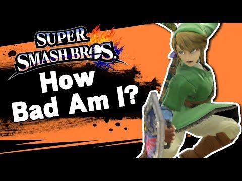 How Bad Am I At Smash Bros?