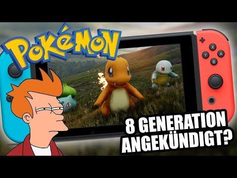 Pokémon Switch OFFIZIELL die 8. GENERATION?! Wäre das sinnvoll?