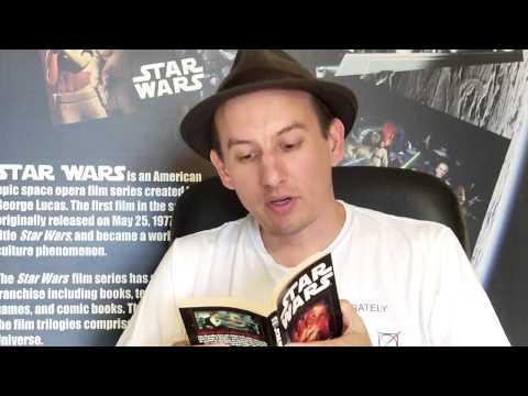 James reads Star Wars novels #1: a scene from A New Hope