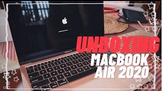 Unboxing Macbook air 2020 #macbookair2020 #unboxing #review #macbookair