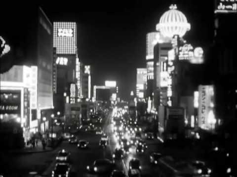 1960年代の東京 - YouTube