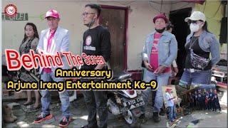 Di Balik Acara Anniversary Arjuna Ireng Entertainment Ke-9