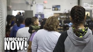 """Release Is Only Way to Save Lives"": Migrant Families Face Separation as COVID Spreads in ICE Jails"