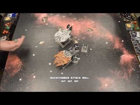 X-Wing Miniatures Store Tournament April 11th 2015