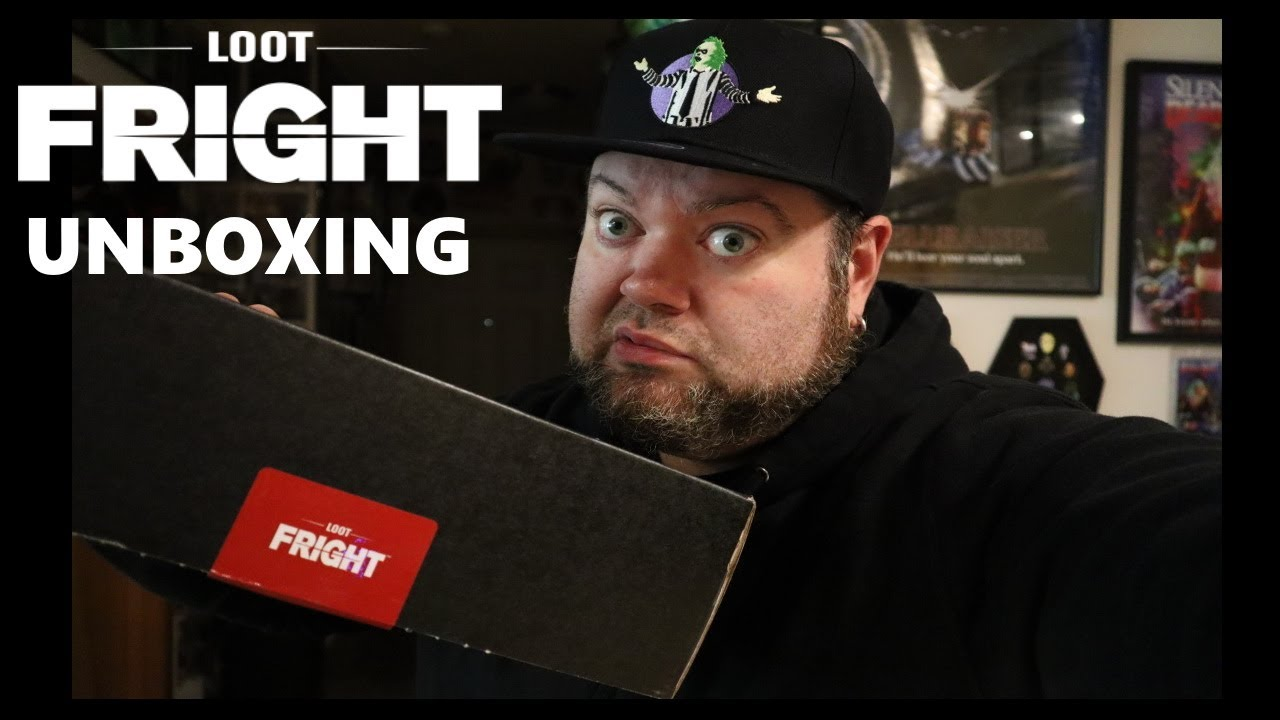 Loot Fright (Possessions) Unboxing ▪ July 2020