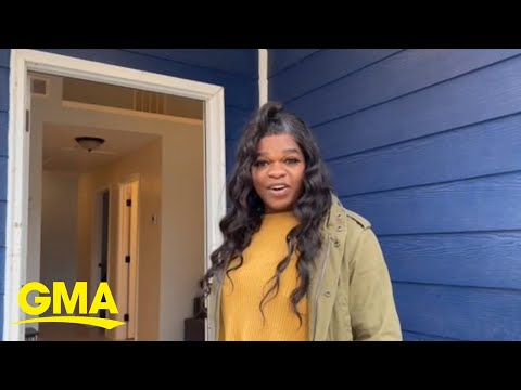 20 tiny homes were built for Black transgender women who found themselves houseless | GMA