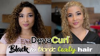 BEFORE & AFTER: WATCH ME GO PLATINUM BLONDE