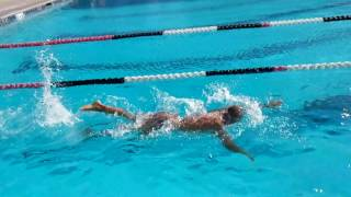 Freestyle Swim and Breathing for Triathletes