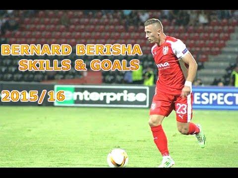 Download Bernard Berisha || Skills & Goals || K.F Skenderbeu - 2015/2016