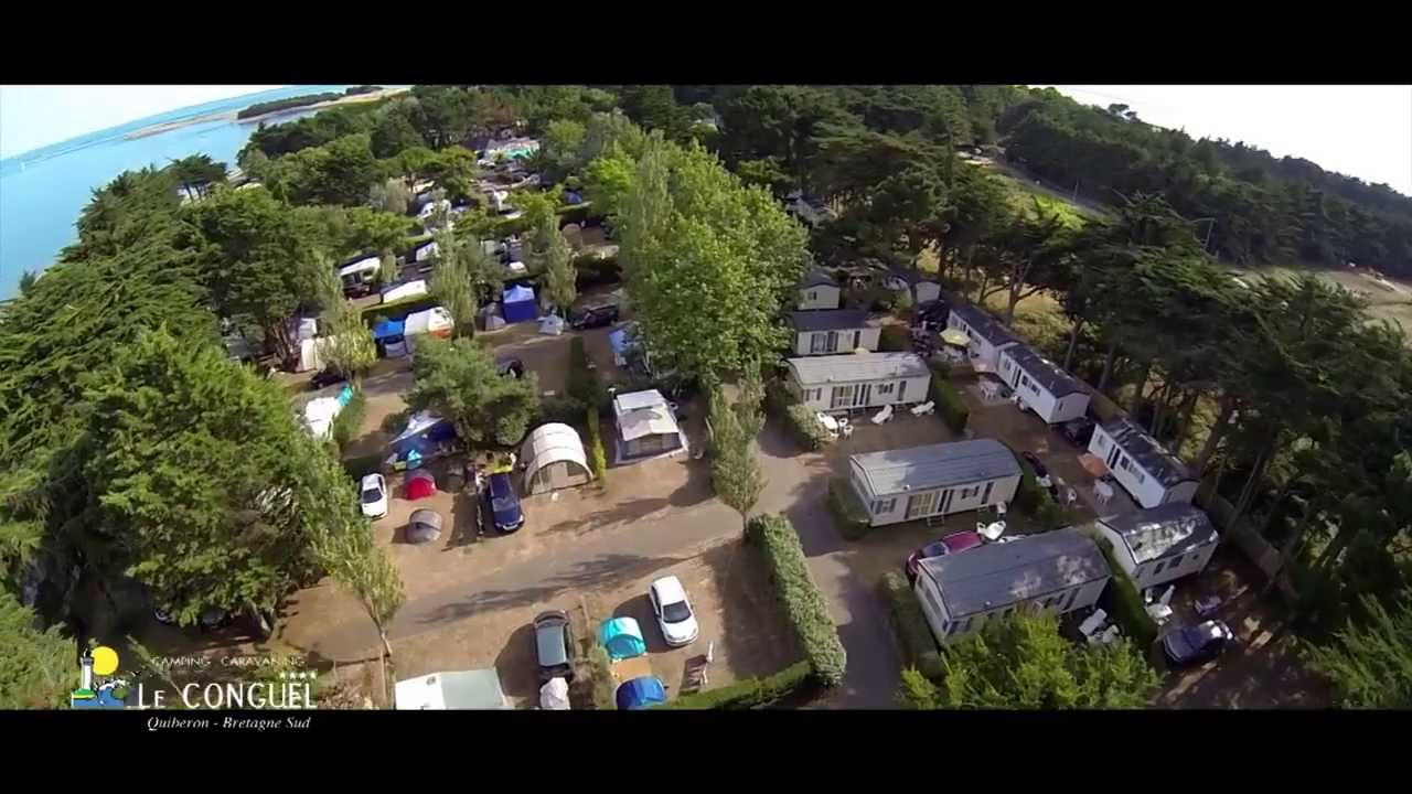 Camping du Conguel  YouTube