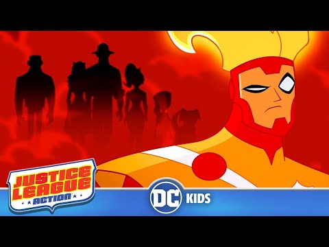 Justice League Action | Made In America