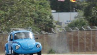 1973 Volkswagen Super Beetle Test Drive