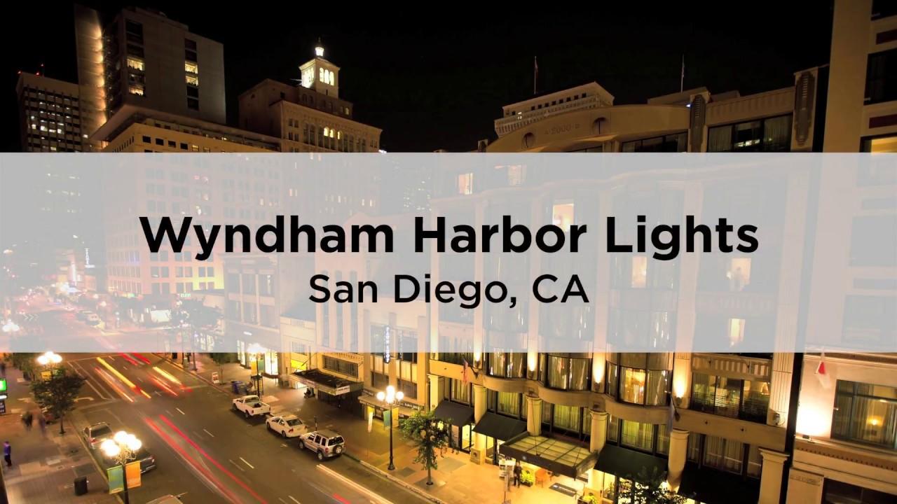 San Diego CLUB WYNDHAM Timeshare Resort   Harbour Lights