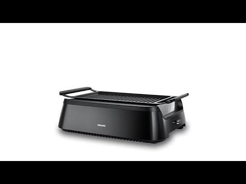 Philips Avance Collection Indoor Smokeless Grill