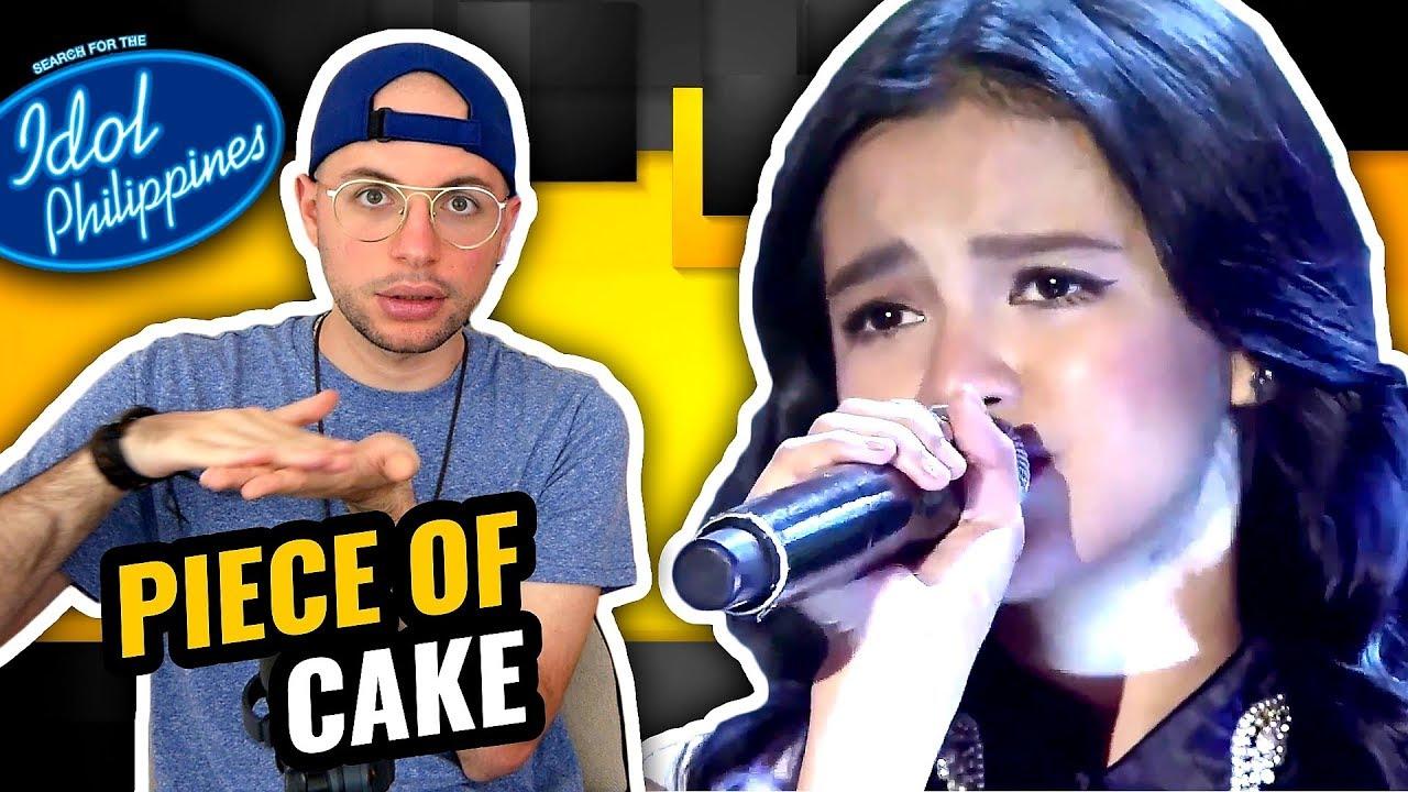 Zephanie Dimaranan - Isa Pang Araw | Live Round | Idol Philippines | MUSIC PRODUCER REACTION