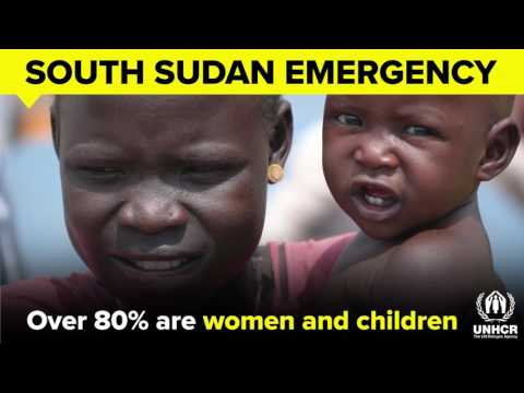UNHCR South Sudan Emergency